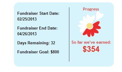 BMCC Fundraiser update 3 26 13