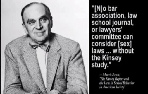 Morris Ernst ACLU Kinsey